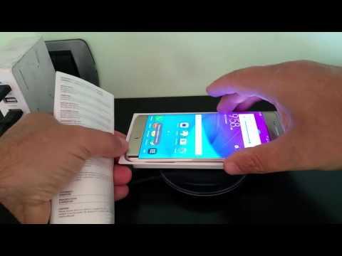 Samsung Caricabatteria Wireless per Galaxy S6, Nero