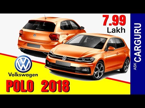 New Volkswagen POLO, Polo  MQB, Launching Date, Exterior, Engine सब कुछ बताया CARGURU ने