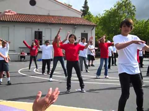 Niles Elementary School Dance Festival 6th Grade