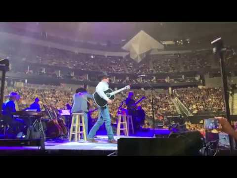 George Strait - God & Country Music (2nd Row)/2018/Las Vegas, NV/T-Mobile Arena