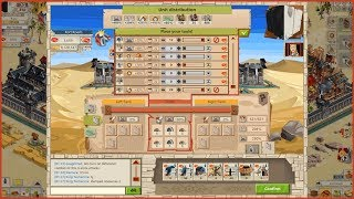 Goodgame Empire - Timelapse (+PVP Defense!)