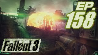 Fallout 3 GotY Gameplay in 4K, Part 158: The Final Battle in Full 4K Resolution! (Let
