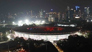 Exclusive: Stage set for unique opening ceremony of 2018 Asian Games