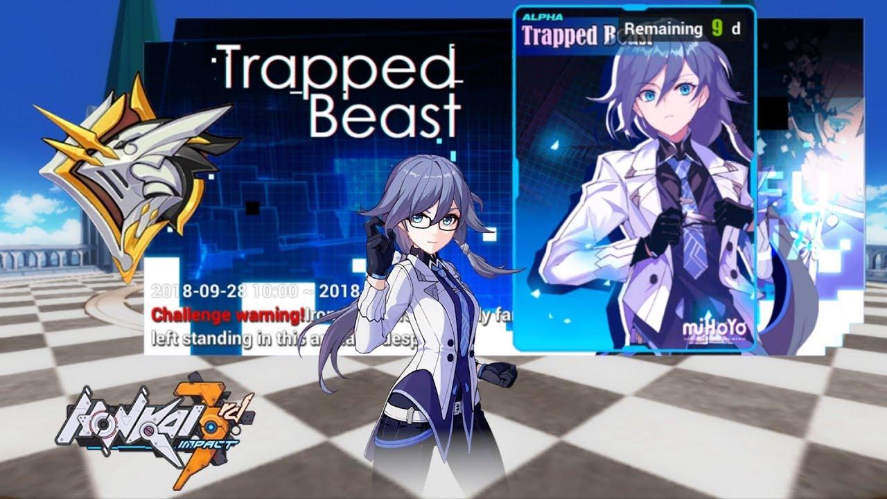 Trapped Beast - Honkai Impact 3