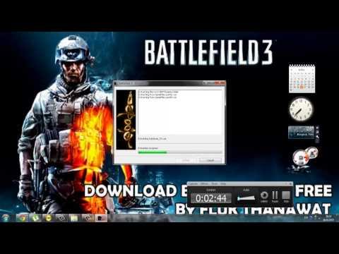 สอนโหลดเกมส์ Battlefield 3 เน้นว่าฟรี
