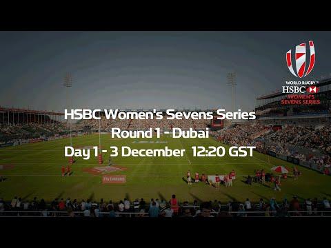 Women's Sevens Series Dubai - Day 1 LIVE