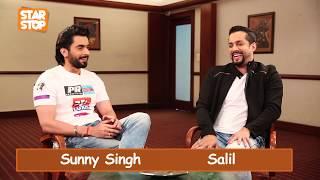 Ujda Chaman - Sunny Singh   Salil Acharya   B4U Star Stop