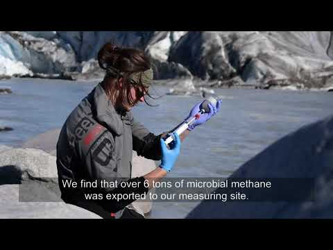 Measuring methane release from the bed of the Greenland Ice Sheet