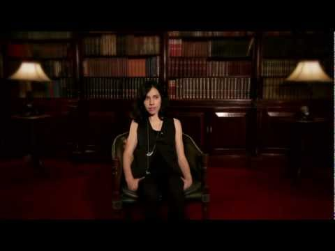 PJ Harvey's Guide to Songwriting