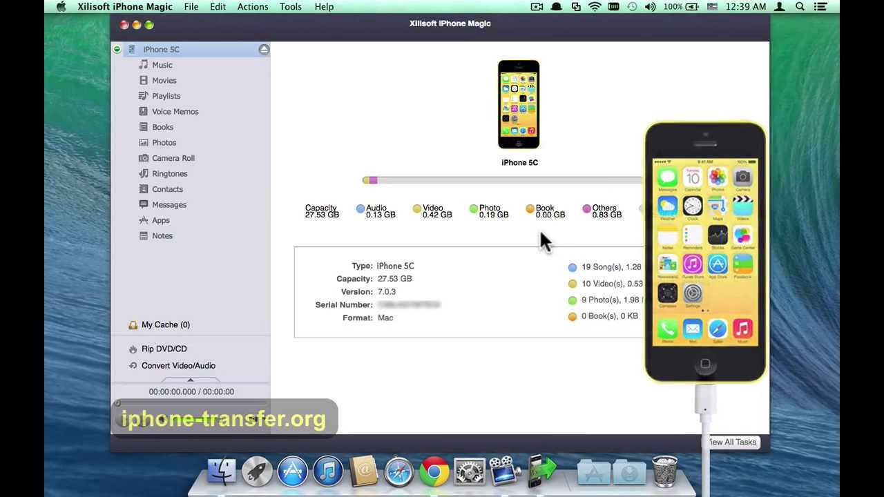 how to get playlist from itunes to iphone