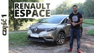 Renault Espace 1.6 Energy TCe 200 KM, 2015 test AutoCentrum.pl 228