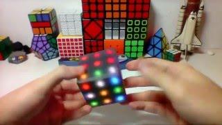 Futuro Cube - Rubik's cube solve