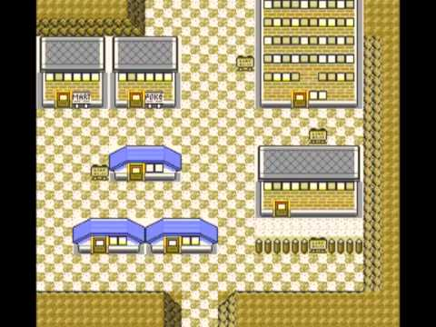 Lavender Town 10 Hours - Pokemon Gold/Silver/Crystal