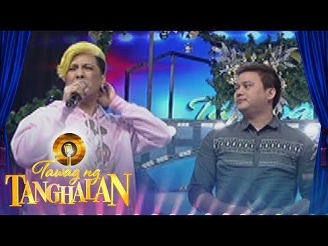 Tawag ng Tanghalan: Gigil mo si ako exchange gift edition