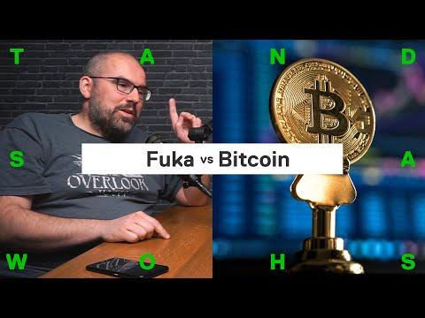 Dostal jsem 200 bitcoinů, koupil jsem barák, auto a ještě mi zbylo, říká František Fuka