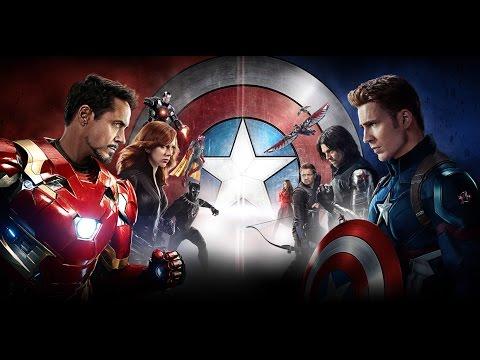 Captain America Civil War AMV - Superhero