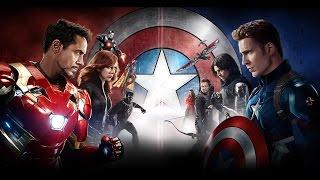 Captain America Civil War Amv Superhero.mp3