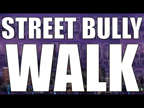 T-Time - (Fast) Street Bully Walk + DL