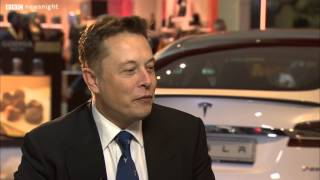 NEWSNIGHT: What Tesla boss Elon Musk thinks about Jeremy Clarkson