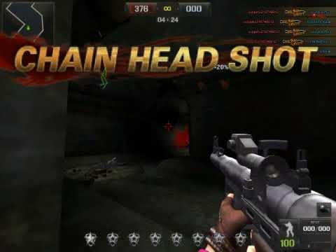 CHEAT AUTO HEAD SHOT!! POINT BLANK INDONESIA!!!