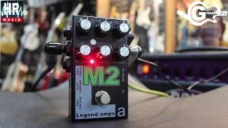 HARI-HARI MUSIK FX DEMO   AMT M2 - Legend Amp Series