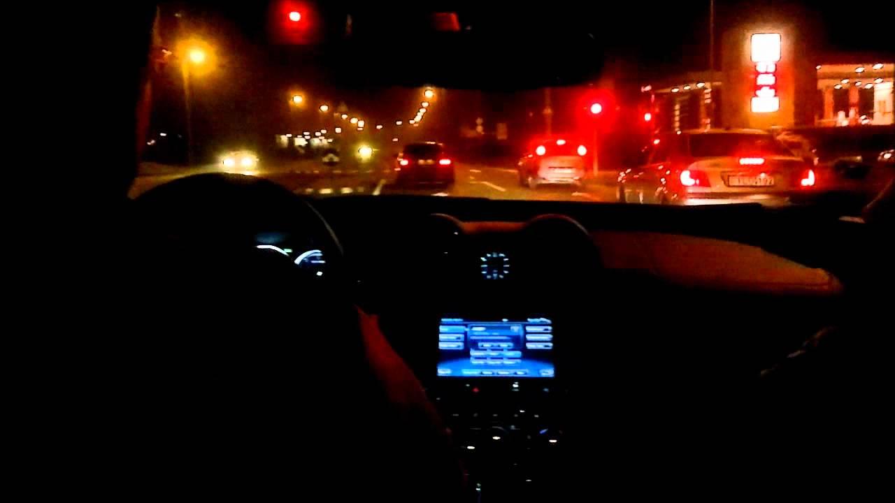 Jaguar Xj Night Youtube
