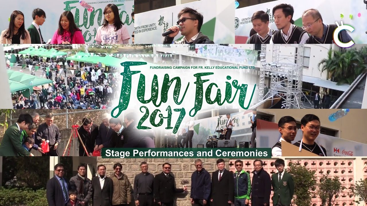 Fun Fair 2017 Stage Performances and Ceremonies - YouTube - photo#23