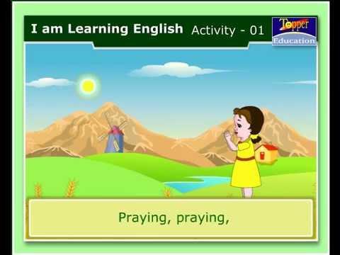 English SL Std-5 GSEB Gujarati Medium