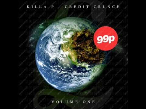 KILLA  P - Emergency Room (CREDIT CRUNCH VOL 1)