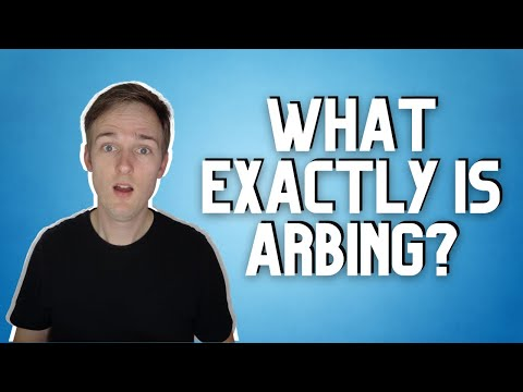 Arbitrage Betting Explained (Arbing Matched Betting)