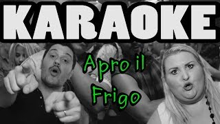 "Luis Fonsi - Despacito OFFICIAL KARAOKE ""Apro il Frigo"" by Federico Saliola e Sabrina Antonetti"