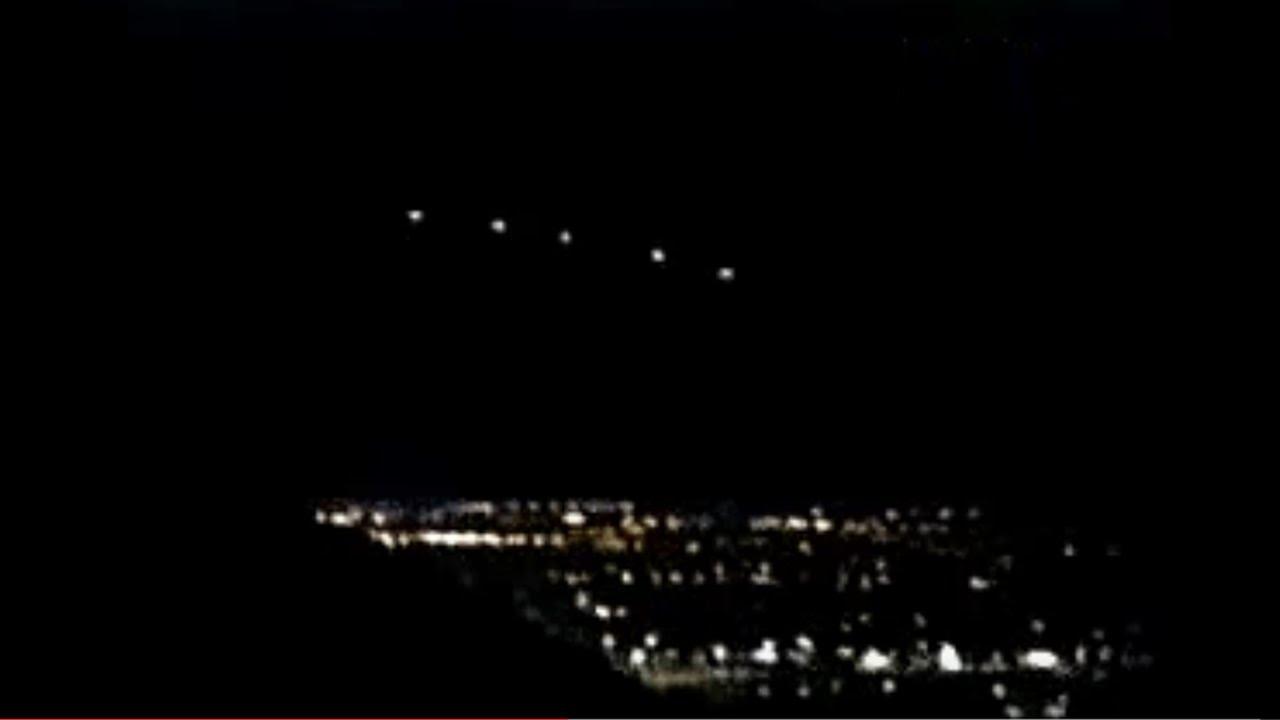 Masowe obserwacje UFO w1997 r.