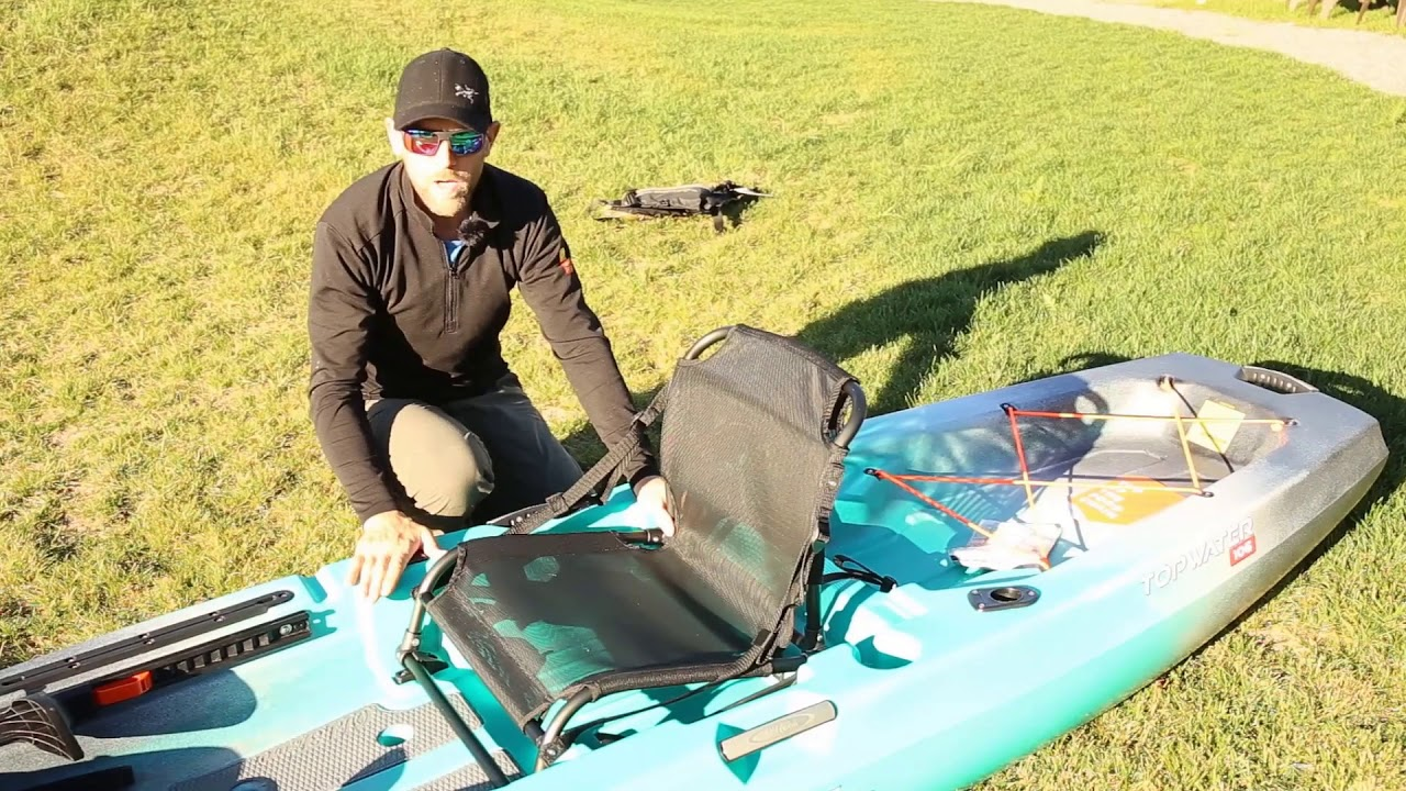New Old Town Topwater series fishing kayaks review - LIV OUTSIDE