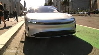 Lucid Motors Aims to Rival Tesla