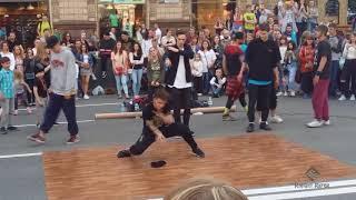 Уличные танцы Крещатика 2018 6-ая часть