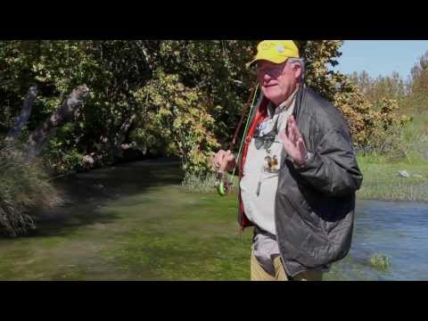 Bill Hodges Discusses Fishing On The South Llano River
