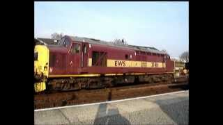 Rail Clips 6.  (37401 Arrival to Bo