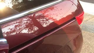 2016 Honda Odysesey review