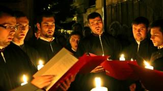 Byzantion Irmos Calofonic Plâng și mă tânguiesc - Jaroslaw, august 2012