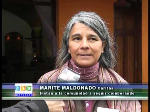 flash 24 07 15 Marite Maldonado encuentro diocesano