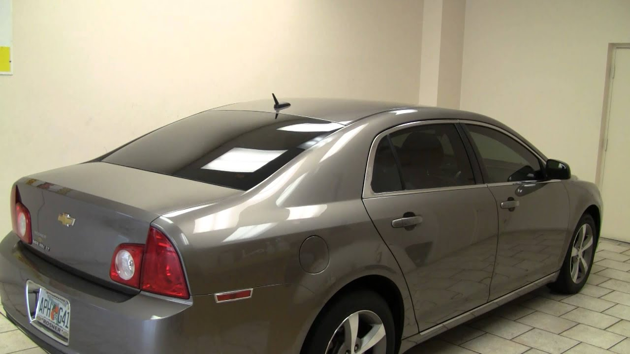 Sunstopper Window Tinting 2013 Chevy Malibu Youtube