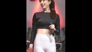 150621 식스밤 SixBomb - 멤버소개 & 인터뷰 & 멘트모음 (밀리오레) 직캠 fancam by zam