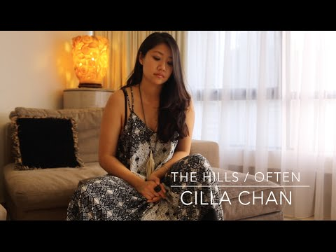 The Hills x Often - The Weeknd Cover by Cilla Chan