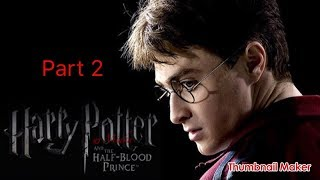 Harry Potter and the Half Blood Prince gameplay part 2