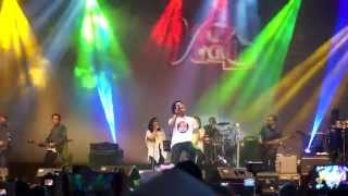 Afgan - Sadis Live at Jazz Traffic Festival 2014 Surabaya