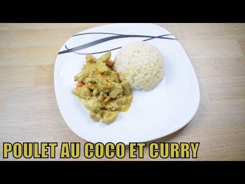 comment-faire-du-poulet-au-coco-et-curry-(-recette-indienne-façon-antillaise-prez-k-facile-)