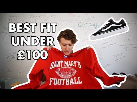 BEST FIT FOR UNDER £100 CHALLENGE!!!