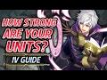 Fire Emblem Heroes - Comprehensive IV Guide (Individual Values)