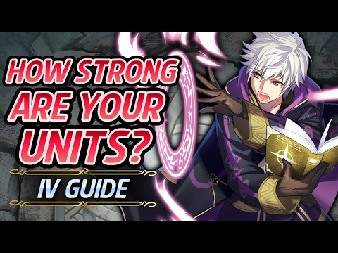 Fe Heroes Iv Calculator >> Fire Emblem Heroes Comprehensive Iv Guide Individual