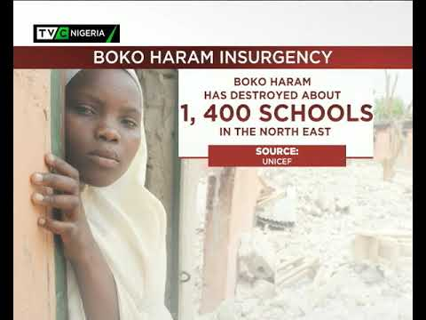 TVC Breakfast 10th October 2017 | 3 Million Borno Children Out of School